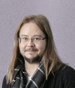 Antti Sipilän muotokuva.
