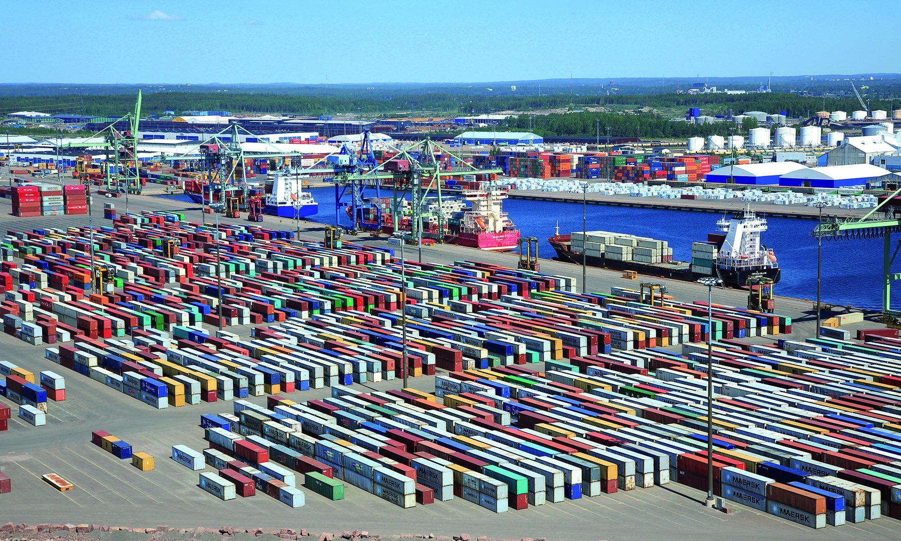 DigiPort-hankeessa digitaalisuutta ja avointa dataa satamiin