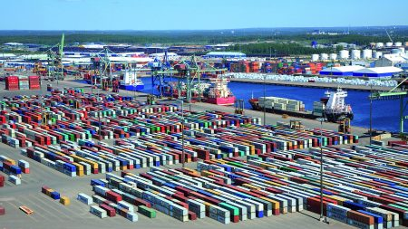 DigiPort project brought digitalisation and open data to ports