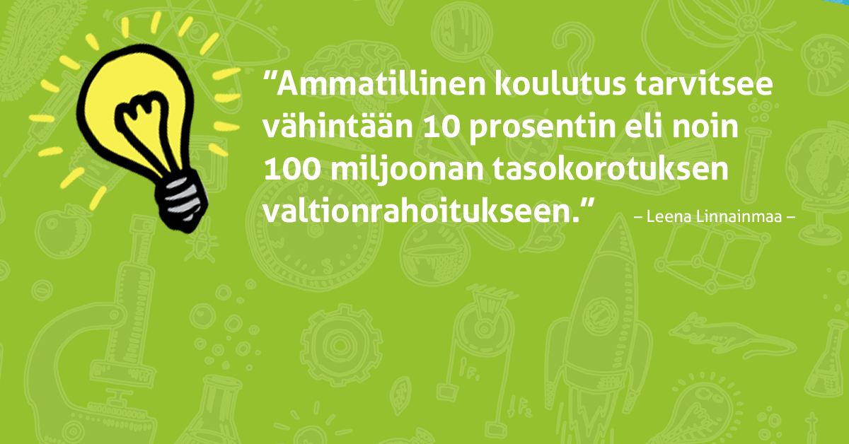 Suomen osaamiskilpailukyky on uhattuna