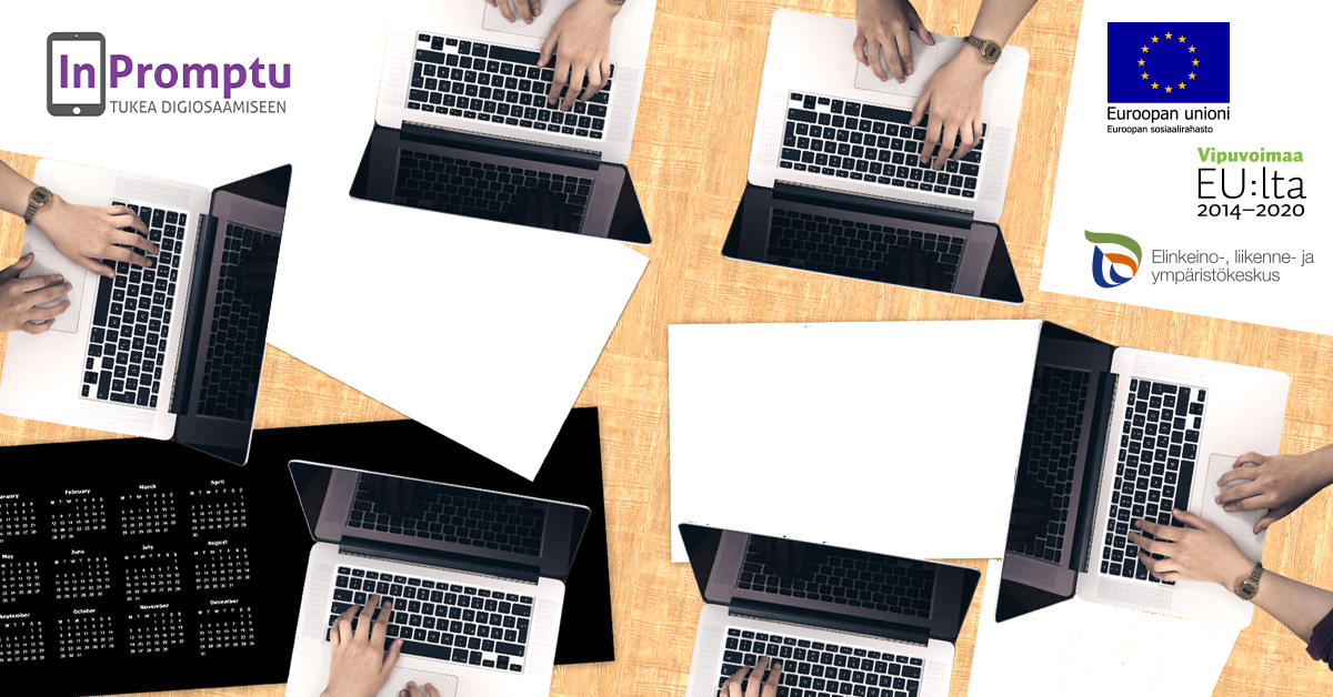 InPromptu – Support for Digital Skills