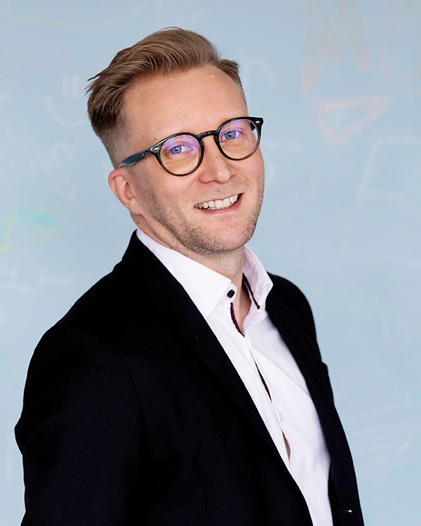Antti Kuosmanen Microsoftilta