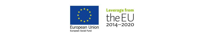 European Union, European Social Fund emblem