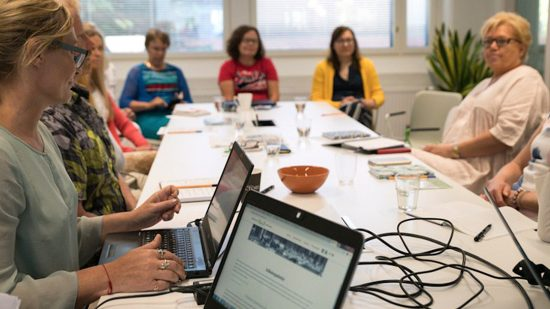 Ketterä Kaikkien-malli digitaitojen oppimisessa