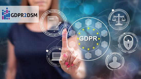 GDPR2DSM – Data Protection for SMEs