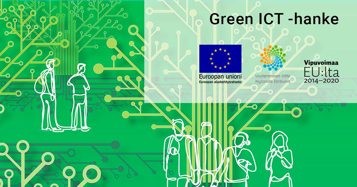 Green ICT -hanke käynnistyi: kohti hiilineutraaleja digipalveluita ja -hankintoja