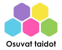 Osuvat taidot -logo